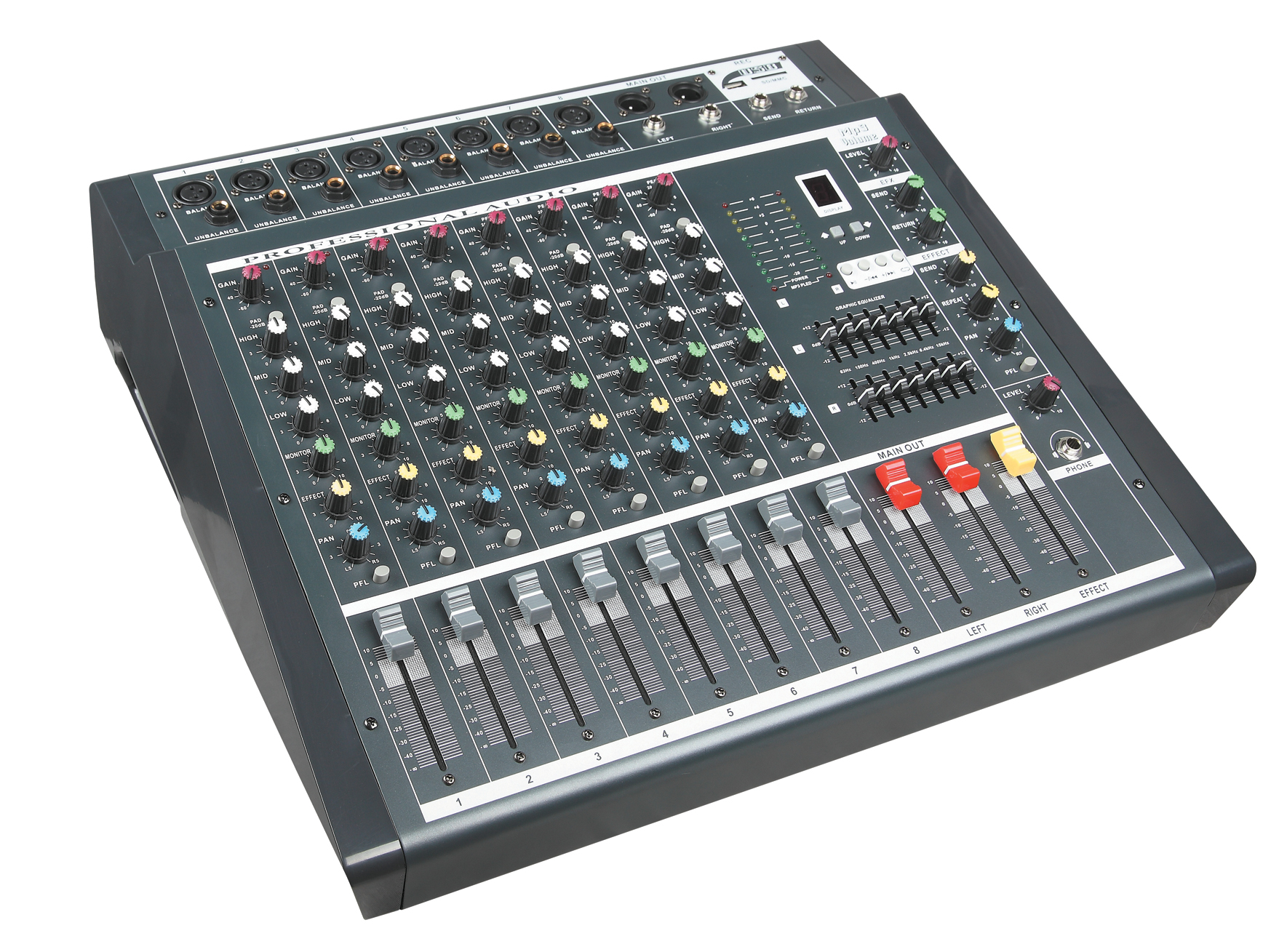 HANLE HP-08A(Power Mixer)