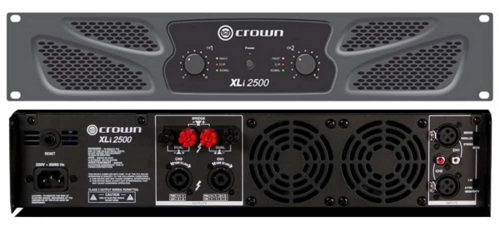 CROWN XLi-2500